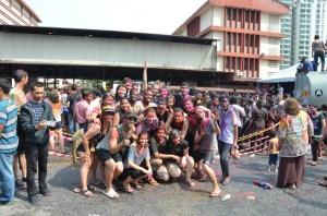Holi Festival in Malaysia