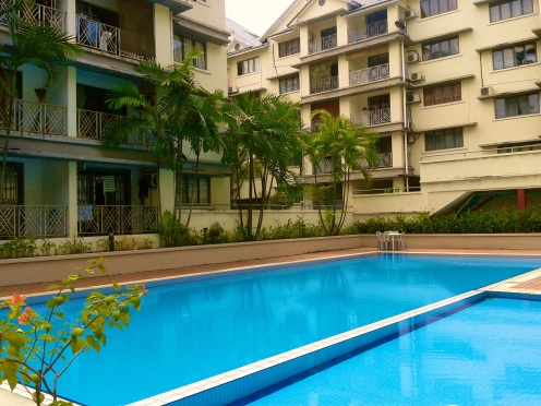My condominium