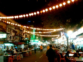 Restaurants in Bukit Bintang