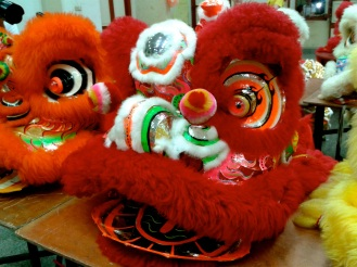 Celebrating Chinese New Year in Melaka